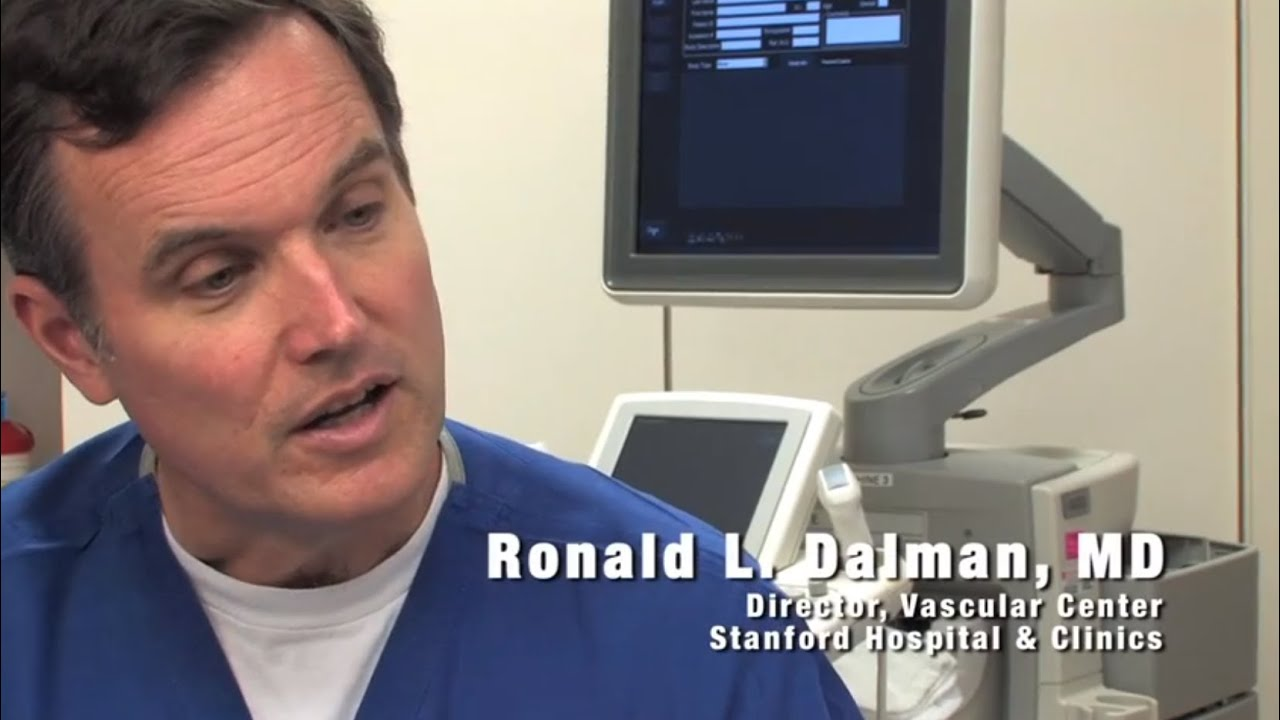 Your Health: Ronald Dalman, MD, Discusses Venous Disease