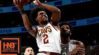Philadelphia Sixers vs Cleveland Cavaliers Full Game Highlights   11.23.2018, NBA Season