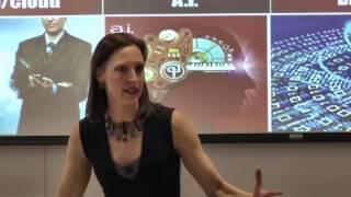 """10th Annual Siouxland IT Symposium Hosts Christina """"CK"""" Kerley, Amie Konwinski and Rich Pi"""