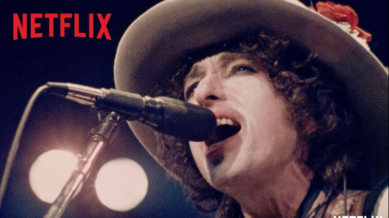 Bob Dylan: One More Cup Of Coffee, 1975 - LIVE - Netflix