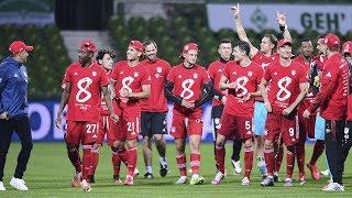 Bayern VER*RSCHT BVB bei Meisterfeier !