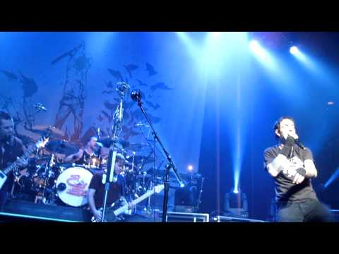 """""""Goin' Down"""" in HD - Three Days Grace 4/13/11 Baltimore, MD"""