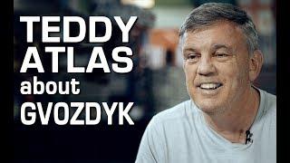 Teddy Atlas about Gvozdyk. Тедди Атлас о своём сотрудничестве с Гвоздиком.
