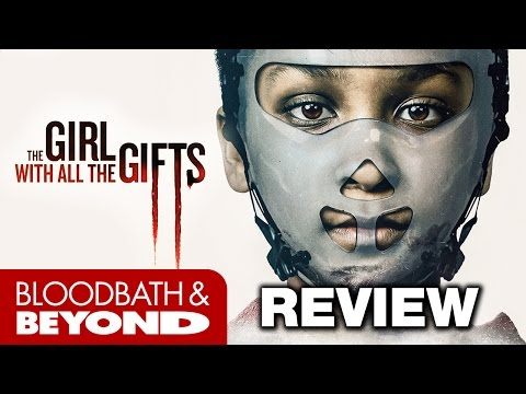 The Girl with All the Gifts (2016) - Horror Movie Review
