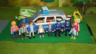 Playmobil Film Deutsch DIE POLIZEI MUSS KOMMEN