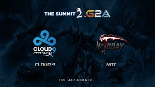 Cloud9  Vs  NoT, The Summit Finals, Day 1