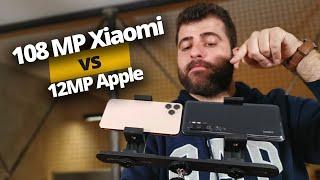 108 Mp Xiaomi Mi Note 10 Ile Iphone 11 Pro'yu Karşılaştırdık!