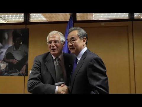 Η Κομισιόν διαψεύδει παρέμβαση της Κίνας σε έκθεσή της