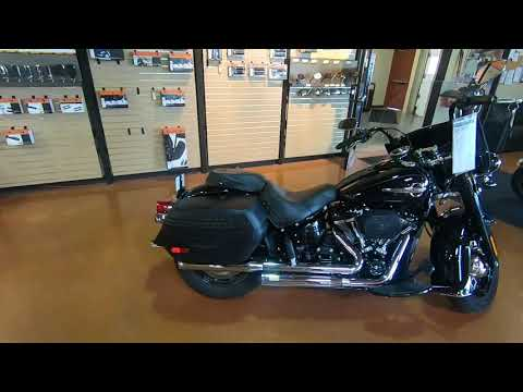 2019 Harley-Davidson Heritage Softail Classic 114