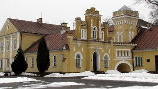 preview picture of video 'Konstantynów pałac, kościół i nic poza tym'