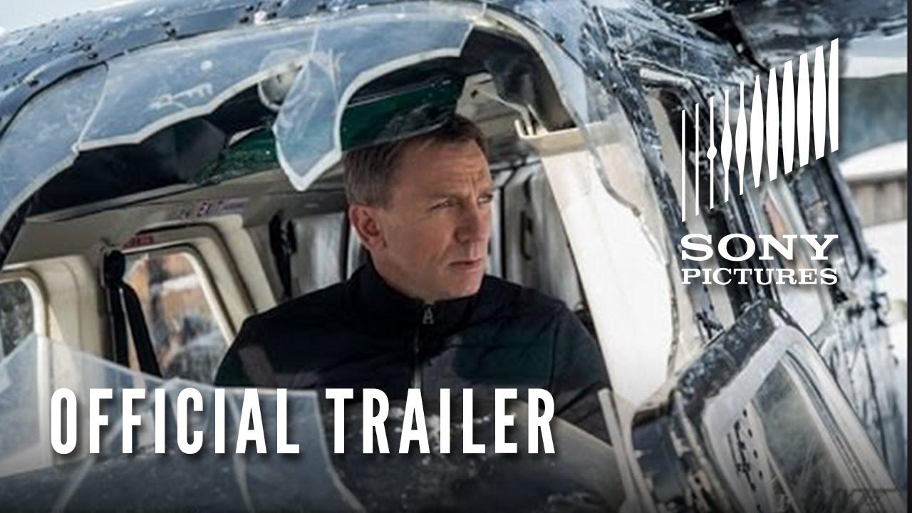 Trailer för Spectre