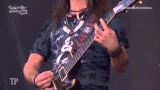 Angra ● Nothing To Say ● Rock In Rio 2015 HD