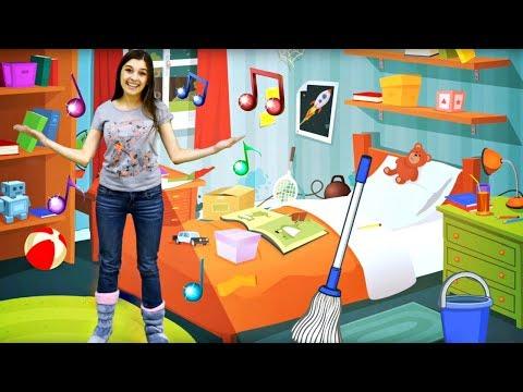 Делаем уборку с Барби и Мимиленд - Песни мультики для детей