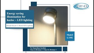 Quick, safe & energy saving replacement solution for 65-100℃ high temperature environment.