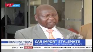 Car import stalemate: Importers want a say in import policy