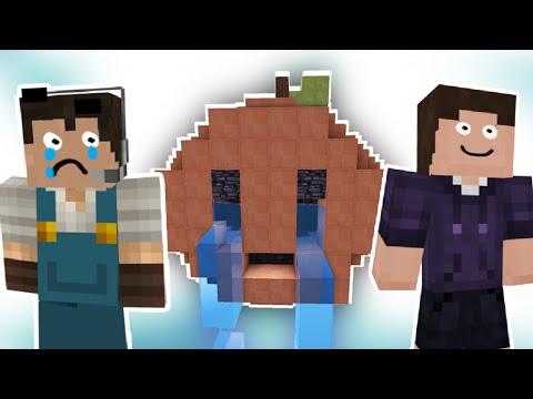 Bittere Tränen 「Minecraft: Jumpworld」