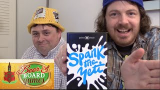 Spank The Yeti - Beer and Board Games