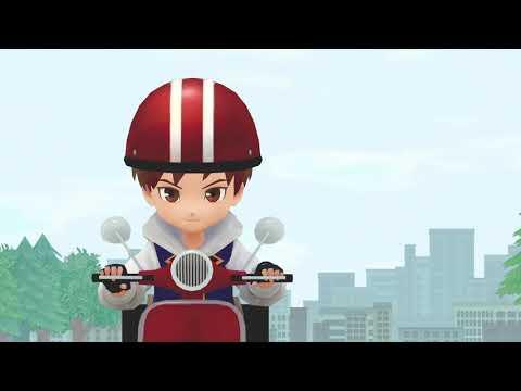 STORY OF SEASONS: Pioneers of Olive Town - Gameplay Trailer