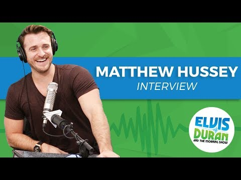 Matthew Hussey on Confidence and Self Reflection | Elvis Duran Show