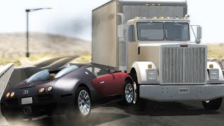 Luxury & Super Cars Crashes Compilation #10 - BeamNG.Drive