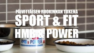 SPORT & FIT: HMB & POWER