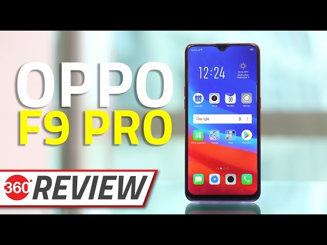 Oppo F9, Oppo F9 Pro, Oppo A83 (2018) Price in India Cut by