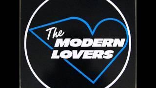 The Modern Lovers  The Modern Lovers 1976 Full Album