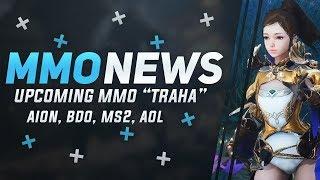 "MMORPG News: New Upcoming MMORPG ""Traha"", New Aion Class, New BDO Class"