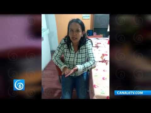 Habitantes denuncian la falta de agua en la delegación Iztapalapa
