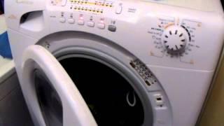 Waschtrockner Candy Go-w 465