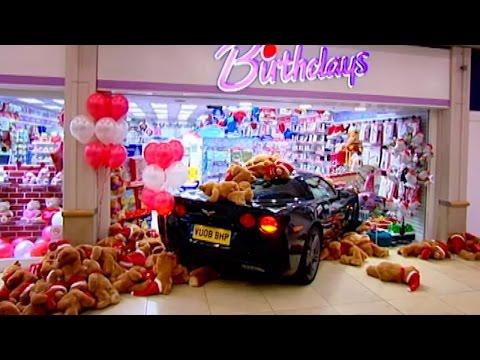 Shopping Centre Chase & Beach Assault   Top Gear