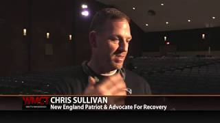 New England Patriot Chris Sullivan Visits Marlborough School To Deliver Strong Message