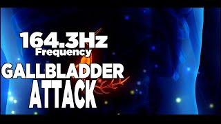 gallbladder attack symptoms - GallBladder - 164.3Hz goodbye gallbladder disease - Activate your body