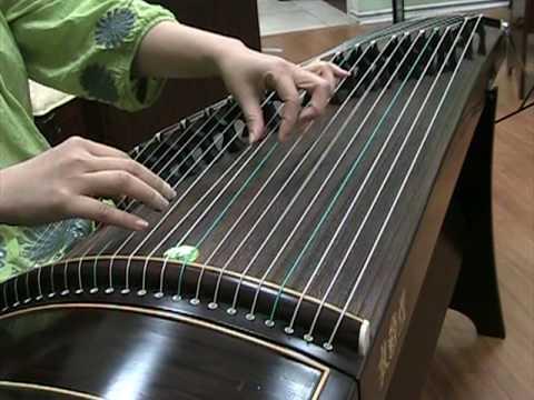 Guzheng: