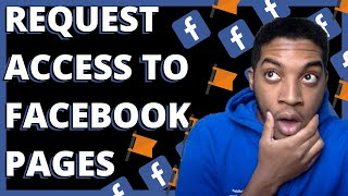 How to Request Admin Access To A Facebook Page   Step-by-step Tutorial