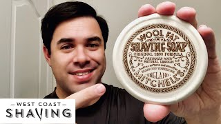 Mitchell's Wool Fat Shaving Soap | The Daily Shave