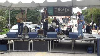 Johnny Grave and The Tombstones Live - Ain't Going Down to the Well No More.MOV