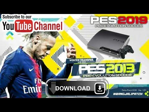 PES 2013 PS3 Summer 2019 Bang Jali Patch - смотреть онлайн на Hah Life