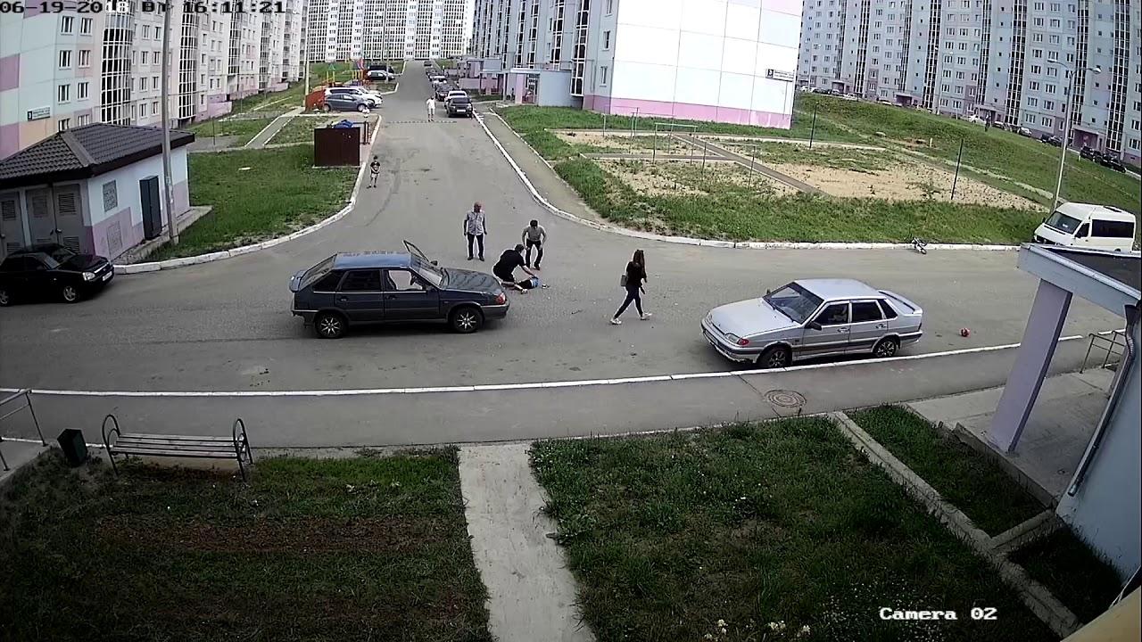 Водитель ВАЗ-2114 сбил мальчика на велосипеде в Чебоксарах