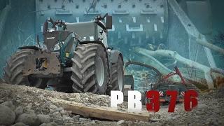 Tracteurs Customisés Pour Chantiers Hors Normes ! PowerBoost N°376 (10/02/2017)