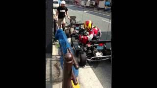 公道を走れるカート「X-Kart」で三田を爆走(到着編)