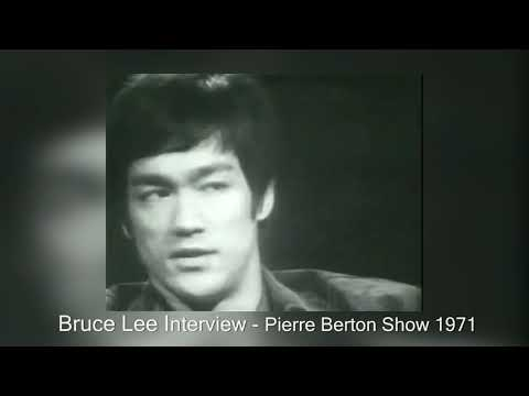 Bruce Lee Interview (Pierre Berton Show, 1971)