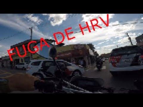 Fechando o Cerco HRV ROUBADA
