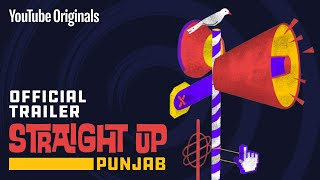 Straight Up Punjab | LIVE Music Concert | Official Trailer