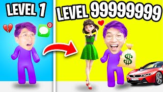 Can We Get MAX LEVEL In STAFF!? (JOB GAME *WE GOT FIRED!*)