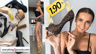 I Bought The Cheapest New High Heels! Lets Try Them