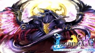 Final Fantasy X HD Remaster - All Aeons & Overdrive Exhibition PS3
