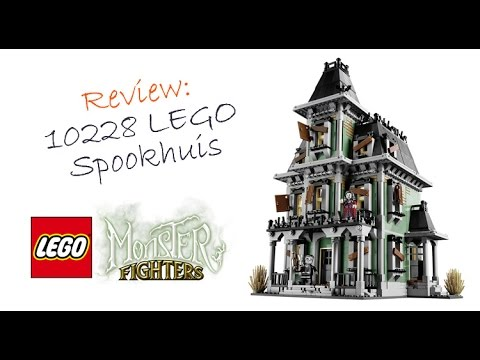 Vidéo LEGO Monster Fighters 10228 : La maison hantée