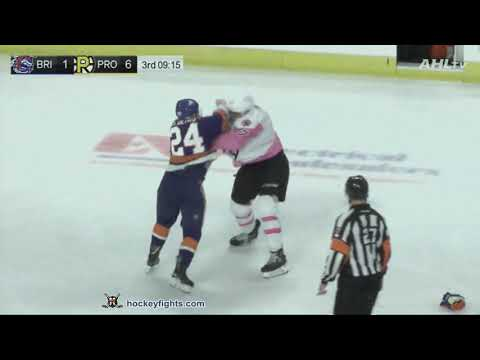 Cody Goloubef vs. Travis St. Denis