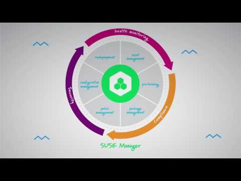 SUSE Manager Overview Video